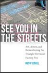 Book cover: see you in the streets