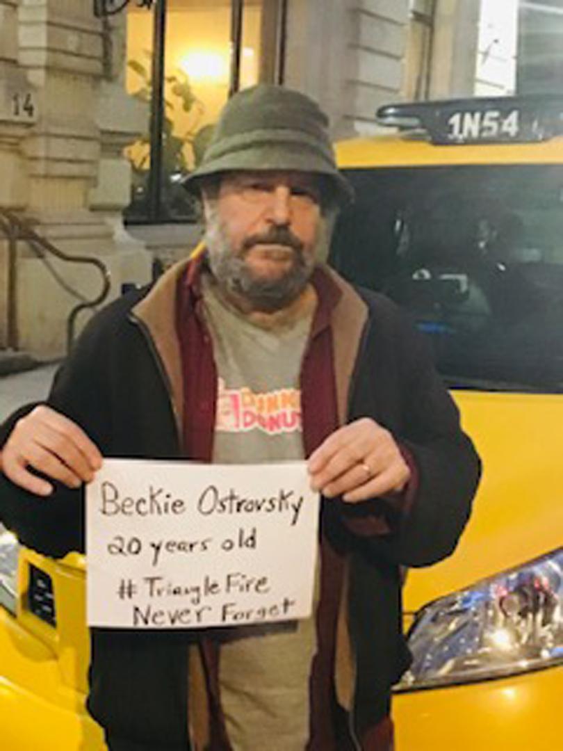 Seth Goldman, Taxi Driver