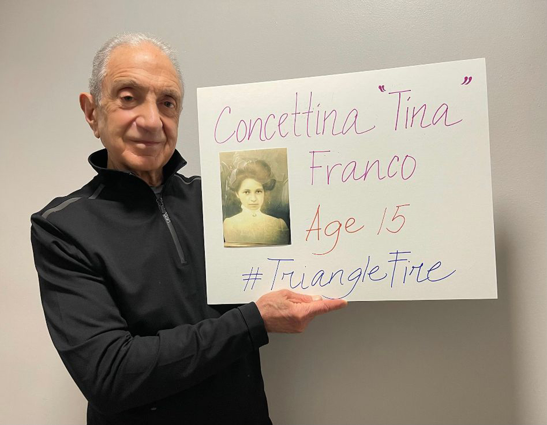 Dr. Fedele Vero, Triangle Family
