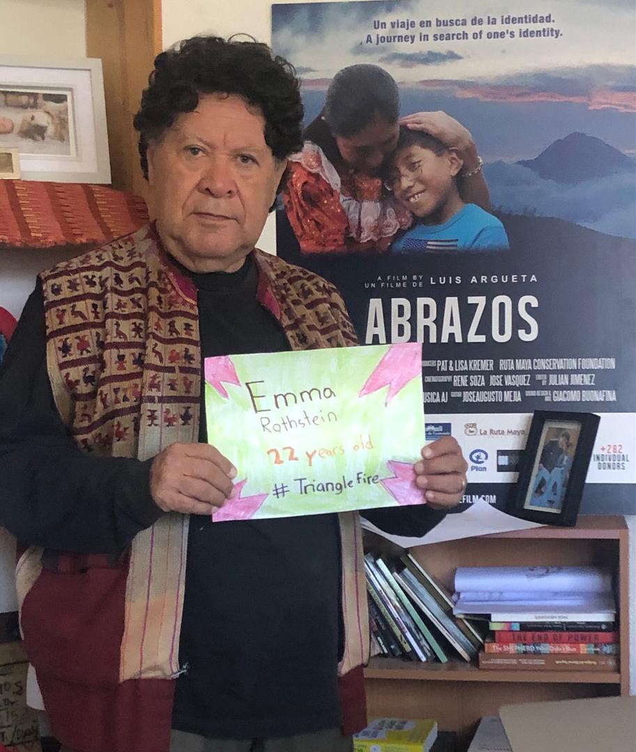 Luis Argueta, Filmmaker, Guatemala & NY