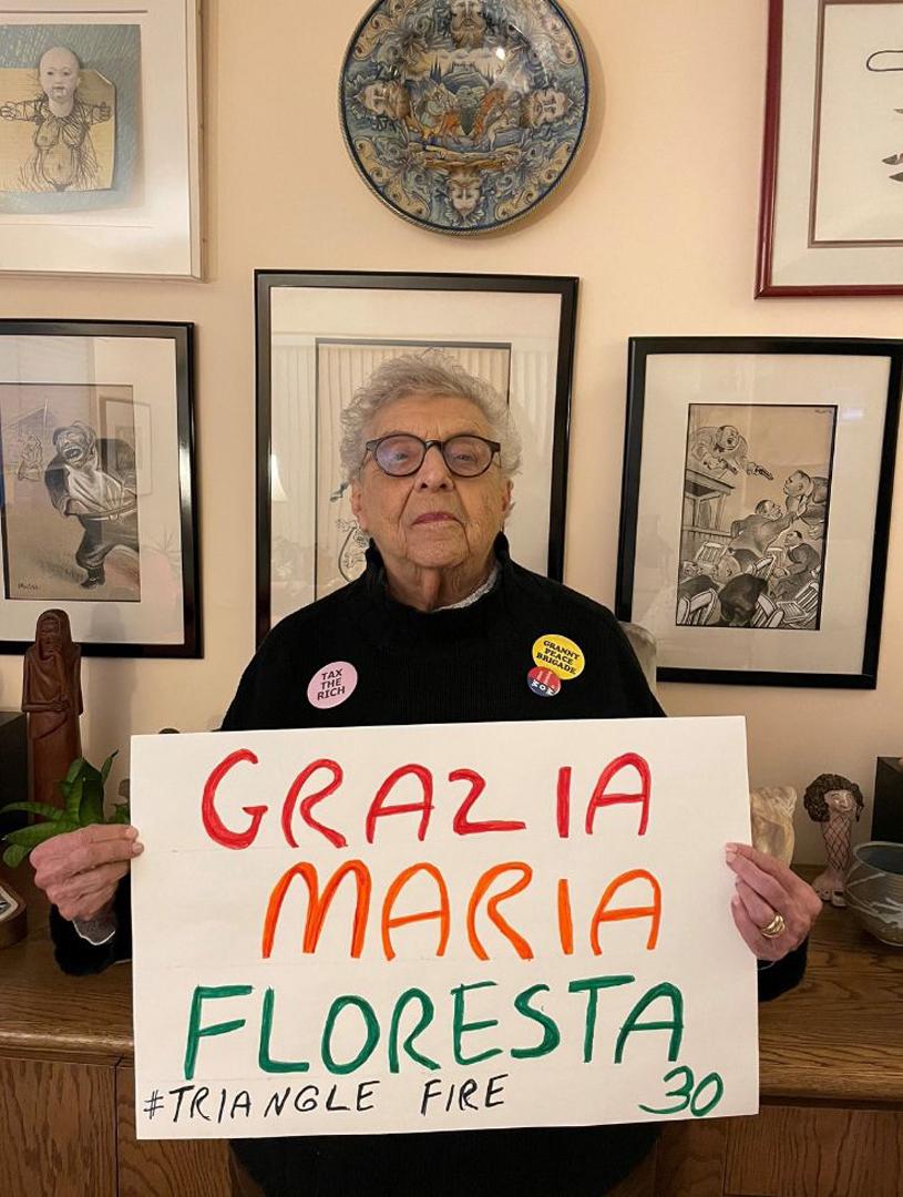 Sonia Goldstein, Artist, Activist