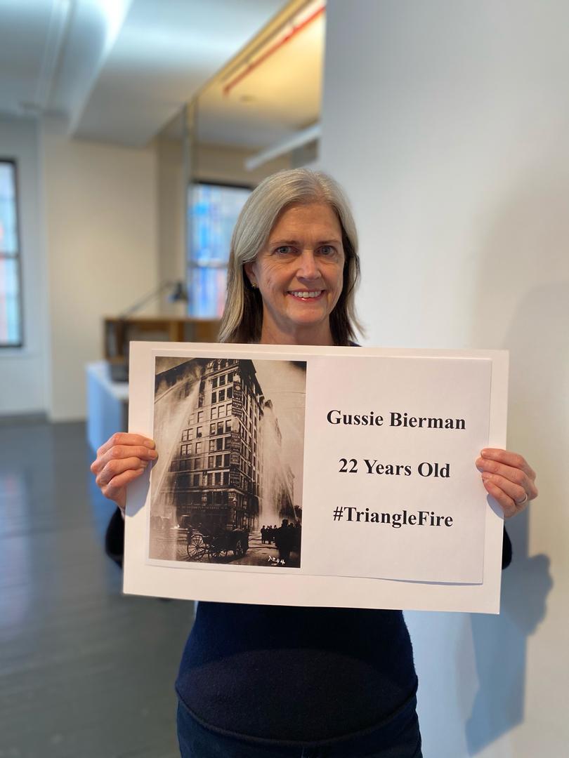 Deborah Berke, Founder, Deborah Berke Partners, Dean, Yale School of Architecture, Triangle Fire Memorial Competition, Jury Chair