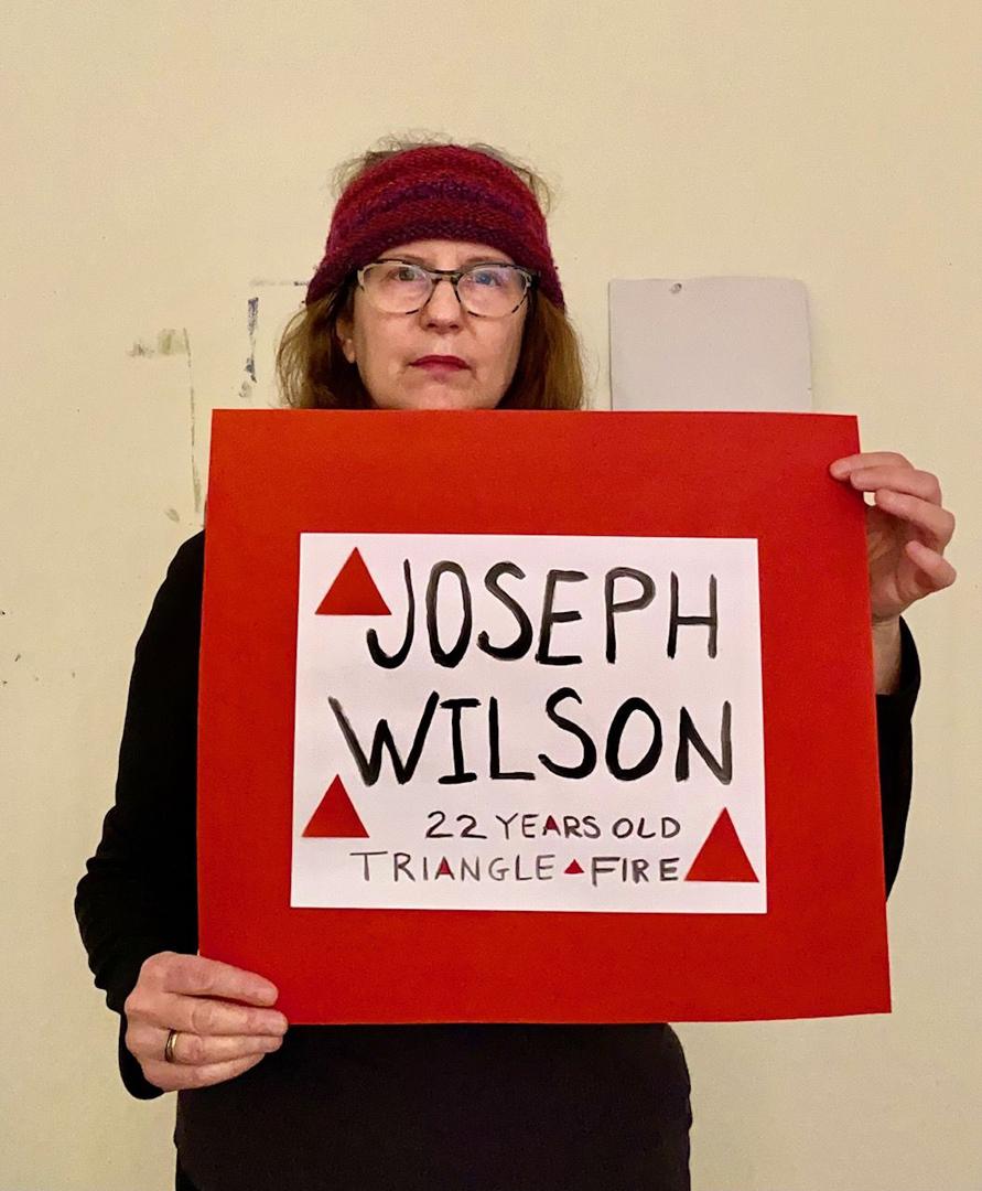 Elizabeth Wilson, Triangle Family