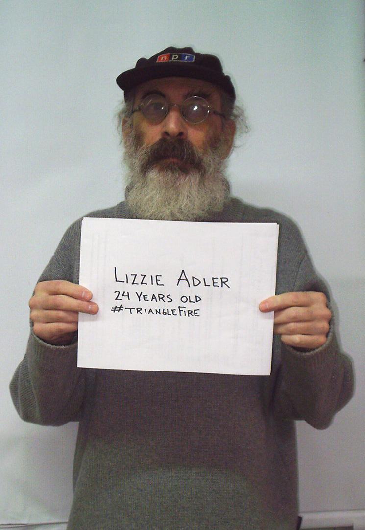 Michael Feinberg for Lizzie Adler