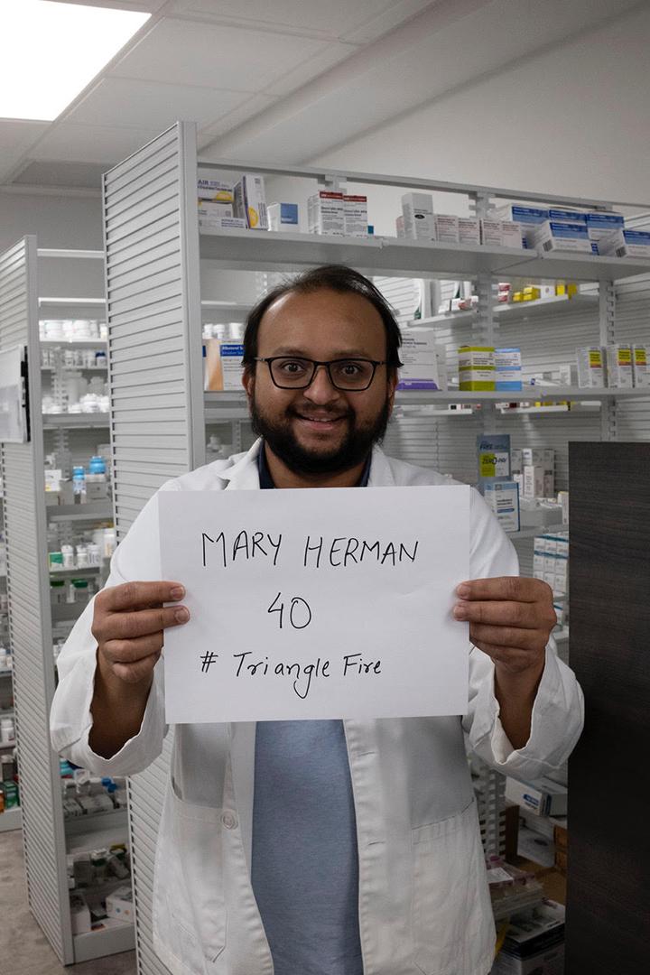 Bhavin Antala, Pharmacist