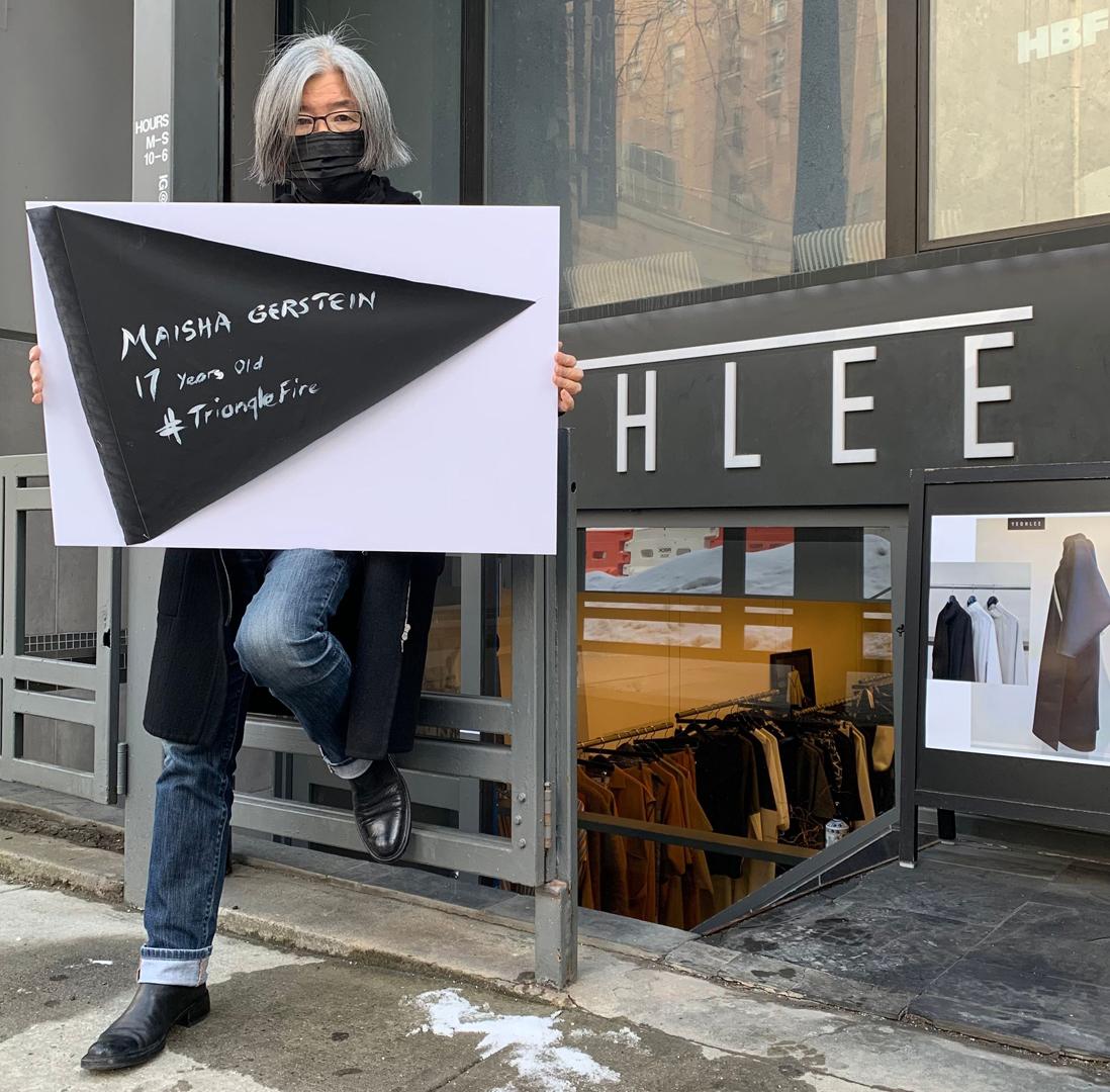 Yeohlee Teng, Designer YEOHLEE