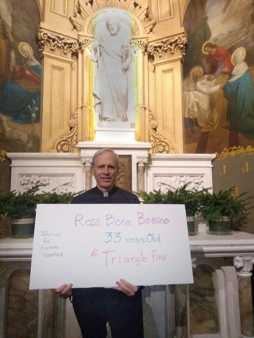 Fr. John Mulreany SJ, The Church of St. Francis Xavier