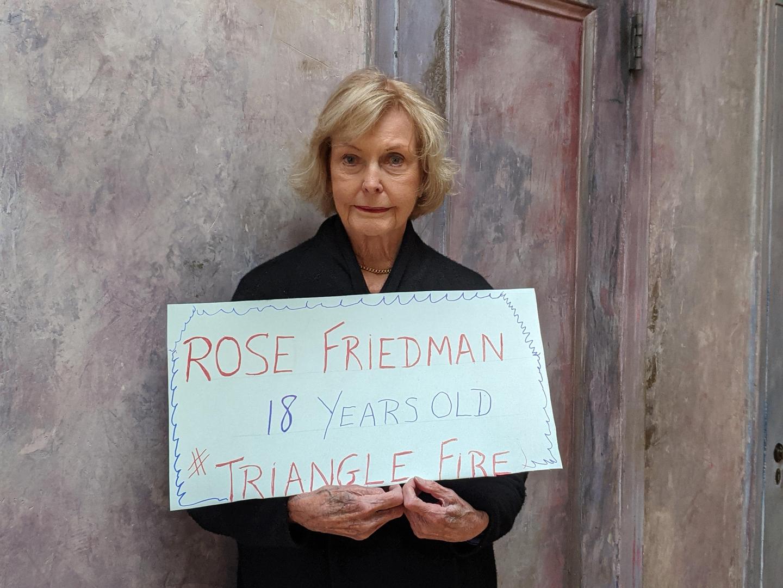 Ann Newman Bacal, Activist, Actor