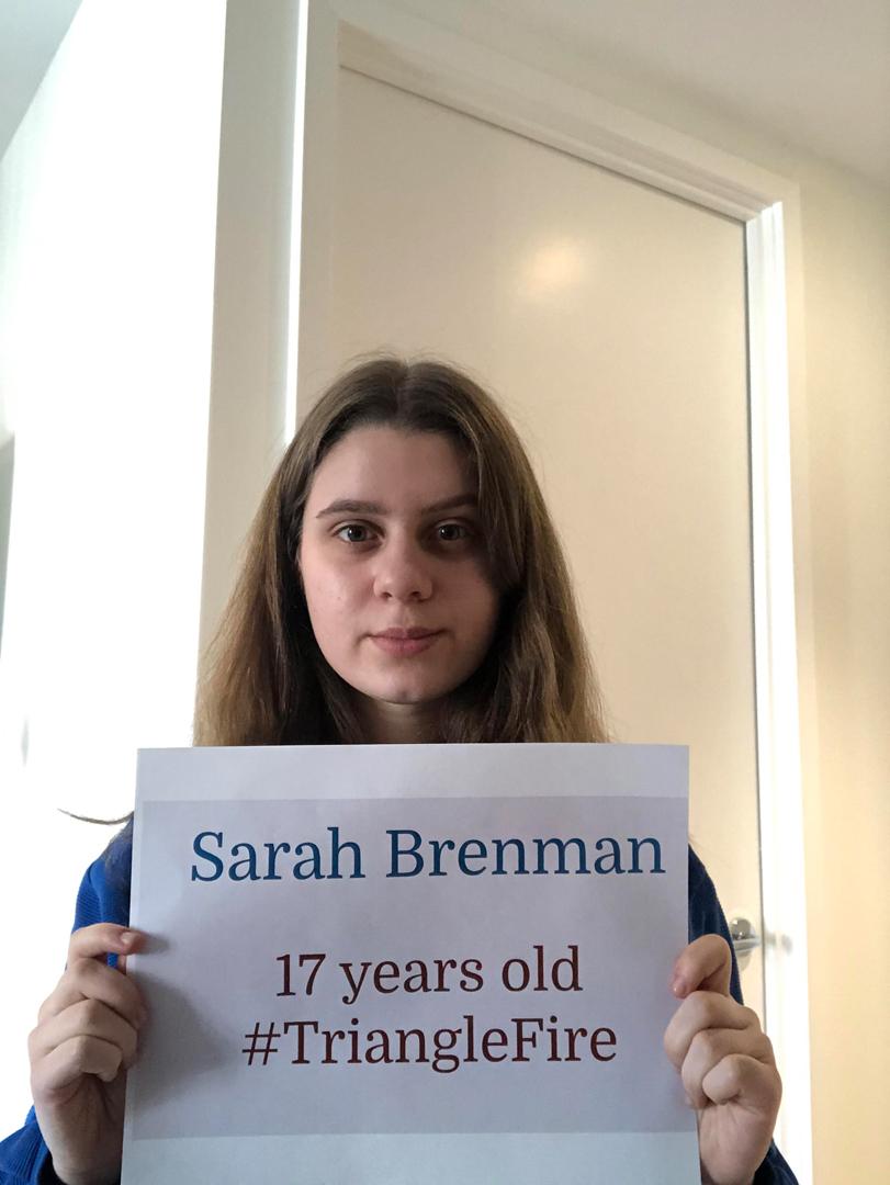 Sarah Tabak, Youth Activist
