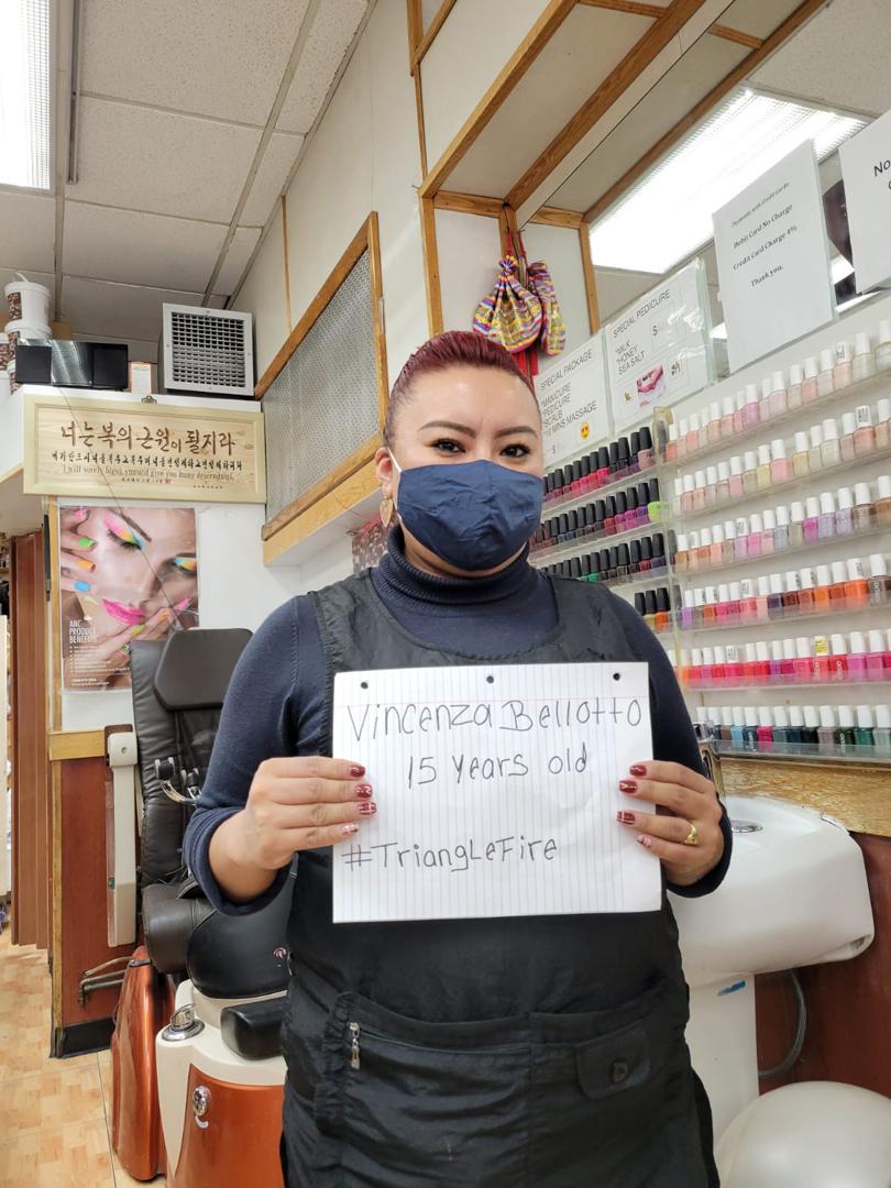 Araceli Torres, NY Nail Salon Workers Association